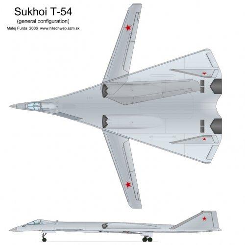 Sukhoi Su-24BM T-60 T-60S Izdelije 54 Tactical Bombers