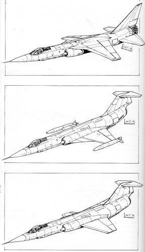 IDF development Starfighter-based designs.jpg