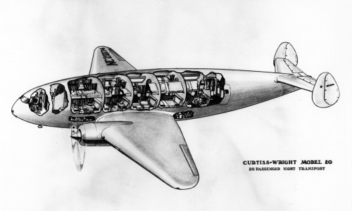 Curtiss-Wright Model 20 cutaway.jpg