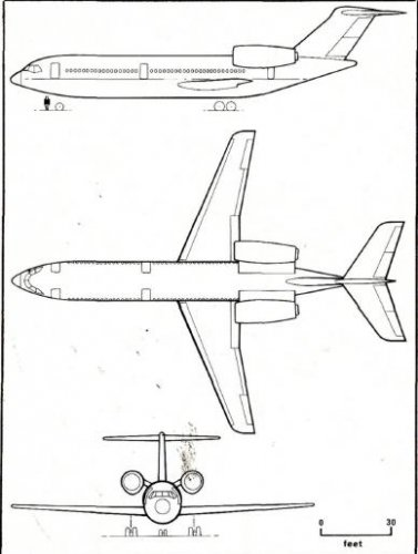 General Electric Airplane