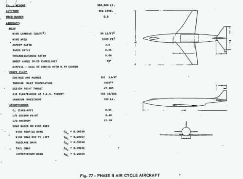 Nuclear Powered Aircraft Projects | Page 5 | Secret Projects