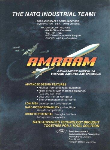 AIM-120 AMRAAM projects | Secret Projects Forum