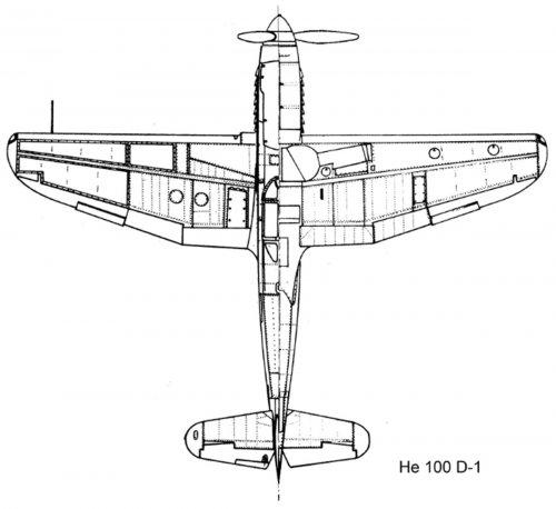 heinkel he100 variants