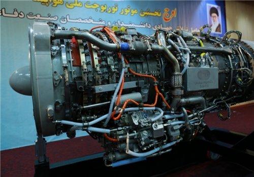 Iran unveils indigenous turbojet engine | Secret Projects Forum