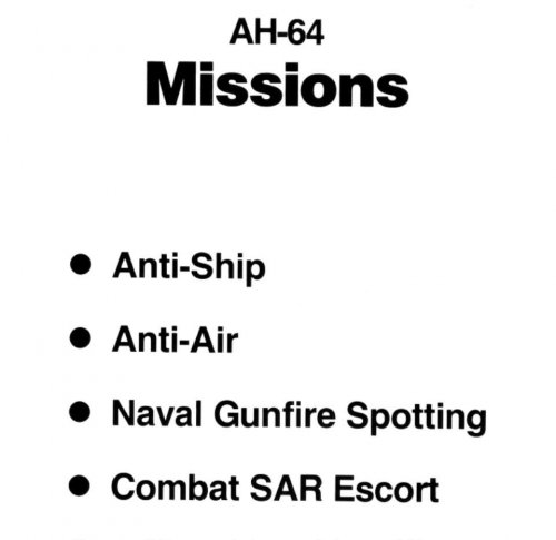 AH-64 Apache Projects | Secret Projects Forum