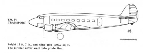 SM.84 twin engine transport part2.jpg