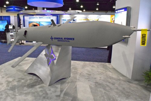 DARPA Launches Gremlins Program | Page 2 | Secret Projects Forum