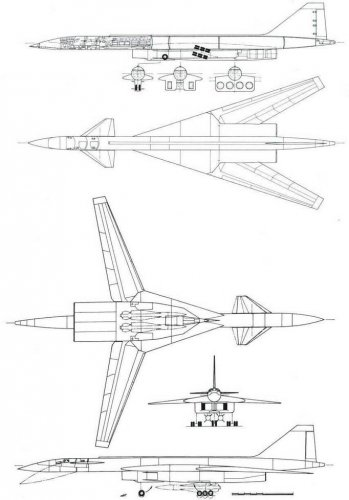 A project of dual attack plane with the changing geometry of the wing T-4.jpg
