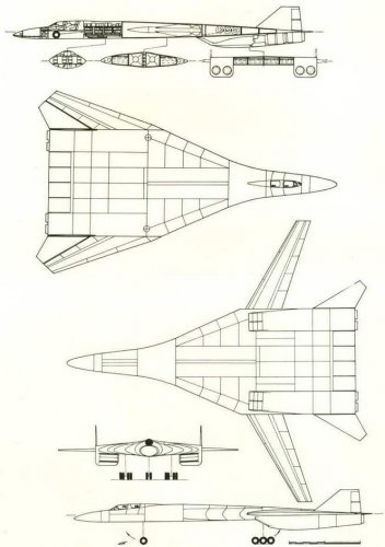A T-4ms aircraft project on a normal scheme with a lamp (No. 2 on the diagram on page 136).jpg