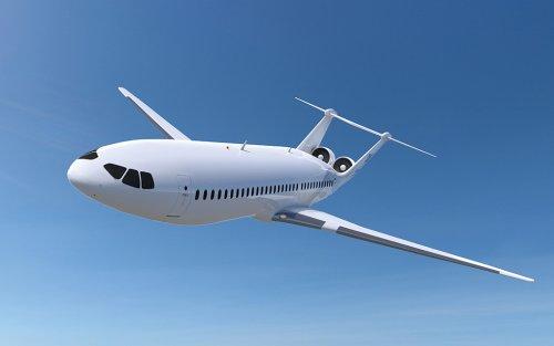 MIT/Aurora D8 Airliner and XD8 X-Plane | Secret Projects Forum