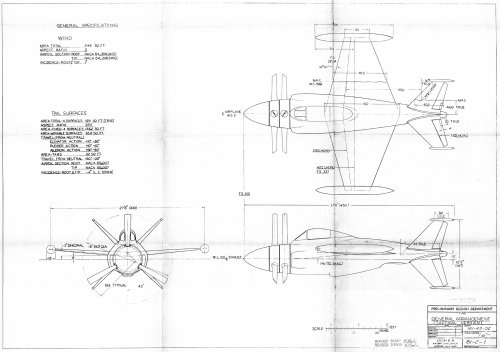 zLockheed Model 181-43-02 Tactical Version General Arrangement Jul-20-51 grayscale.jpg