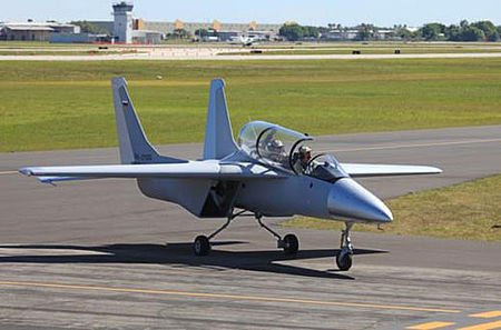 Jet trainers without jets? | Secret Projects Forum