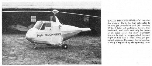 Little-known American helicopter projects | Page 2 | Secret