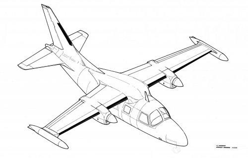 Vought General Aviation Designs | Secret Projects Forum