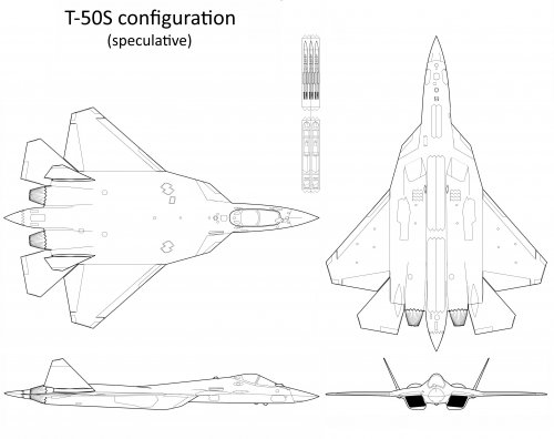 Speculativefictional Su 57 Production Version