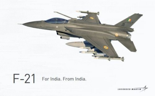 Lockheed Martin F-21 for India | Secret Projects Forum