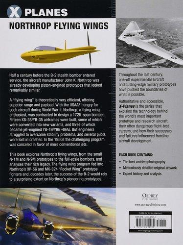 Northrop Flying Wings, X-Planes Vol  10 (Osprey)   Secret Projects Forum