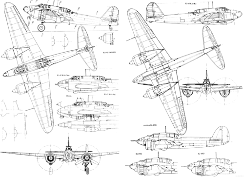 Ki-45 variants multi view.png