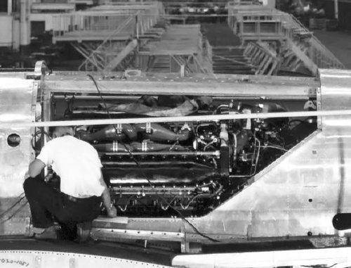 XP-75 engine installation.jpg