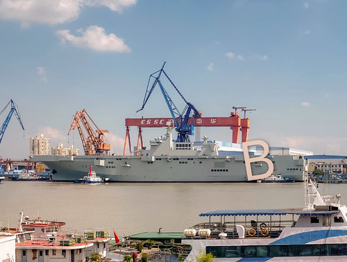 PLN Type 075 LHD - 20190926 - ship is out - 14.jpg