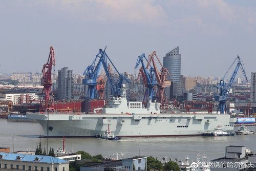 PLN Type 075 LHD - 20190926 - ship is out - 17.jpg