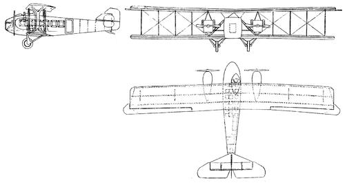 Breguet_22_Leviathan_3-view_L'Aéronautique_December,1922.png