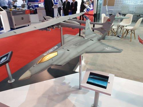 TAI TF-X model at Singapore.jpg