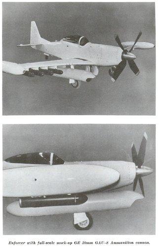 Enfocer with GAU-8 gunpod.jpg