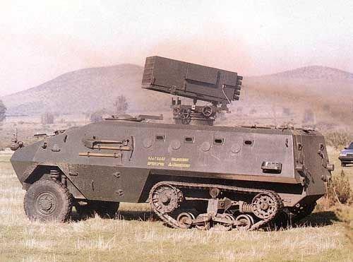 Chile Cardoen BMS-1 Alacrán Chile halftrack prototype.jpg