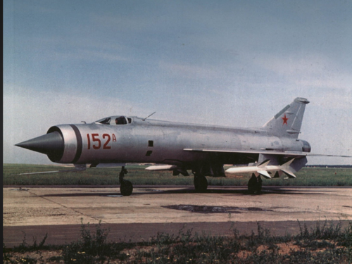 Mikoyan/Gurevich MiG Ye-150/-152('E-166')/-152A | Secret Projects Forum