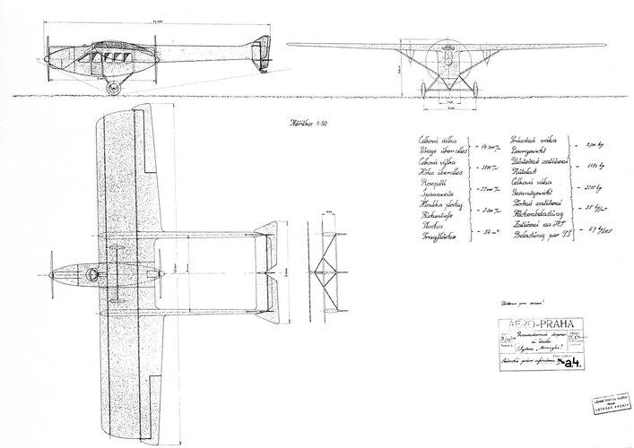 Aero ing.Rosner 1920.jpg