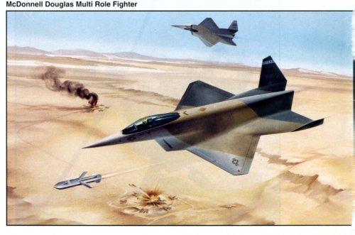 McDD/Northrop/BAe ASTOVL/MRF/JAST/JSF studies | Page 2 | Secret Projects  Forum