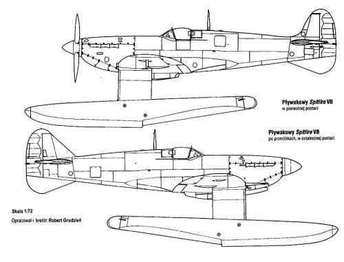 Spitfire Variants | Secret Projects Forum