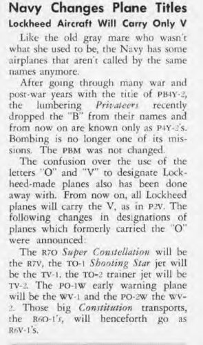 Lockheed V vs O NAN May52.jpg