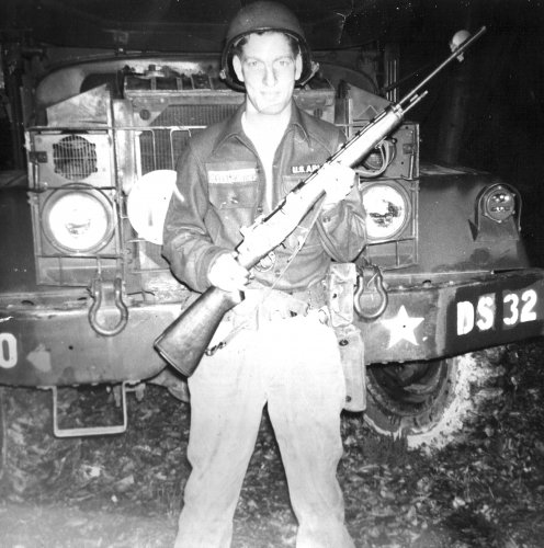 Me in the U.S. Army with my tool truck 6th Ord (DS)-small.jpg