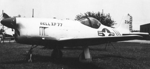 Bell-XP-77-WWII-Fighter-Parked.jpg