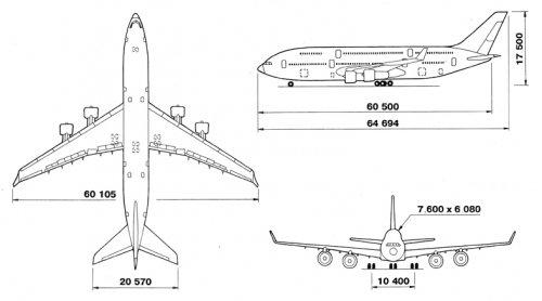 Ilyushin Il 96 Projects