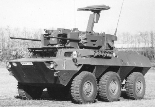 Wildcat 6X6 30mm Anti Aircraft Gun.JPG