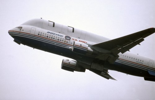 What is that Boeing aircraft ? | Secret Projects Forum