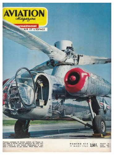 Hughes XV-9A - Aviation Magazine International - Numéro 414 - 1 Mars 1965 3.......jpg