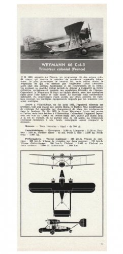 Weymann 66 colonial trimotor biplane prototype - Aviation Magazine International - No.jpg