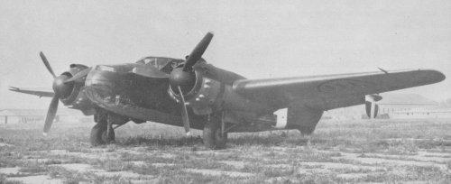 Contest 1934: A speedy bomber for the Royal Italian Air