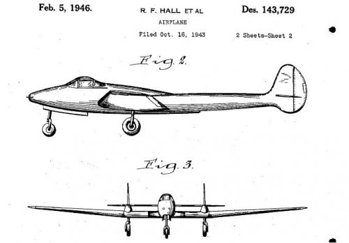 1943 twin boom fighter.JPG