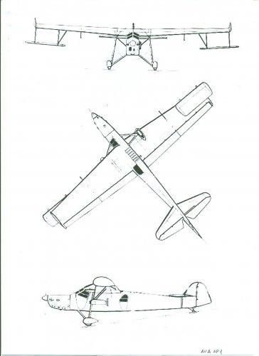 Dornier Canard Design