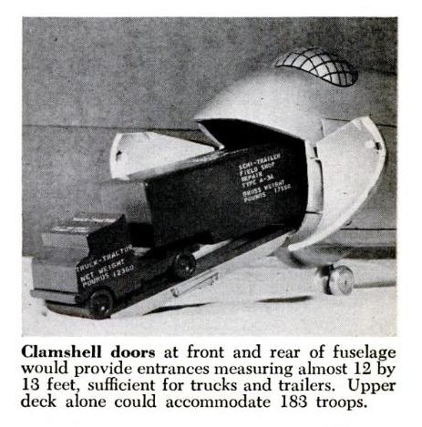 XC-99 model (PS March 1950).jpg