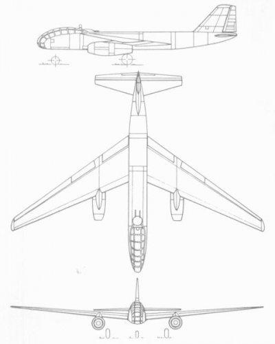 Junkers Ef Designations