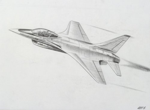ADF to LWF: Evolution of the General Dynamics F-16
