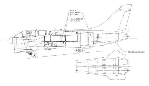 Vought (LTV) A-7 Corsair II Projects | Page 4 | Secret