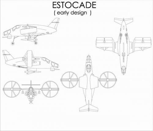 Sncan Nord 500 Helcade Rocade Estocade Developments