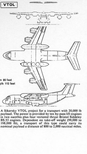 3-view drawing of a Sikorsky VTOL transport project.jpg